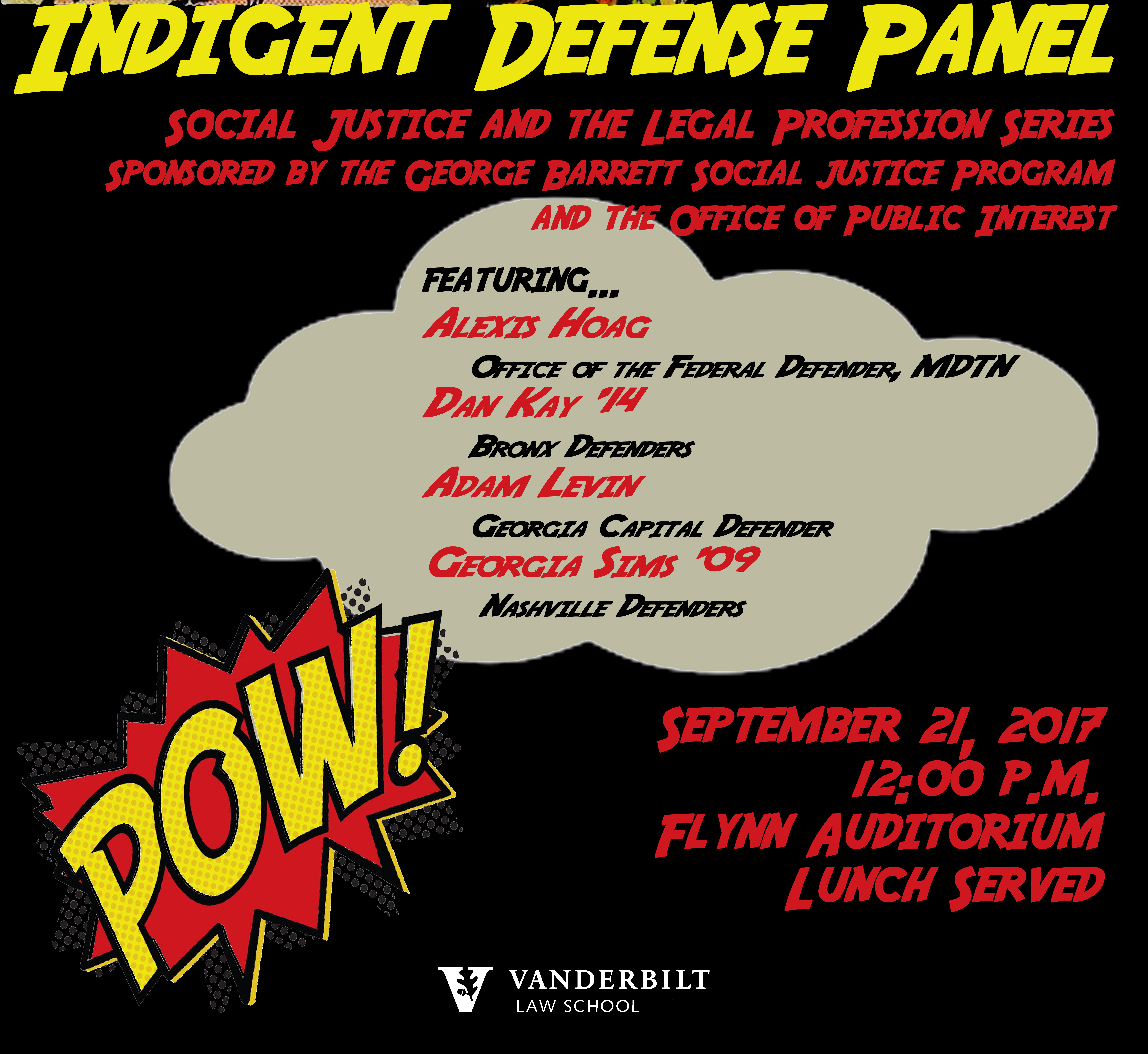 Indigent Defense Panel