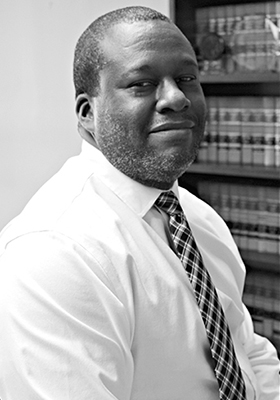 Derwyn Bunton, chief district defender for Orleans Parish (New Orleans), Louisiana