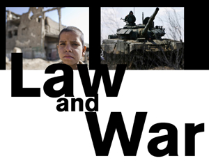 2015 ILSP American Red Cross Law and War: International Humanitarian Law Workshop