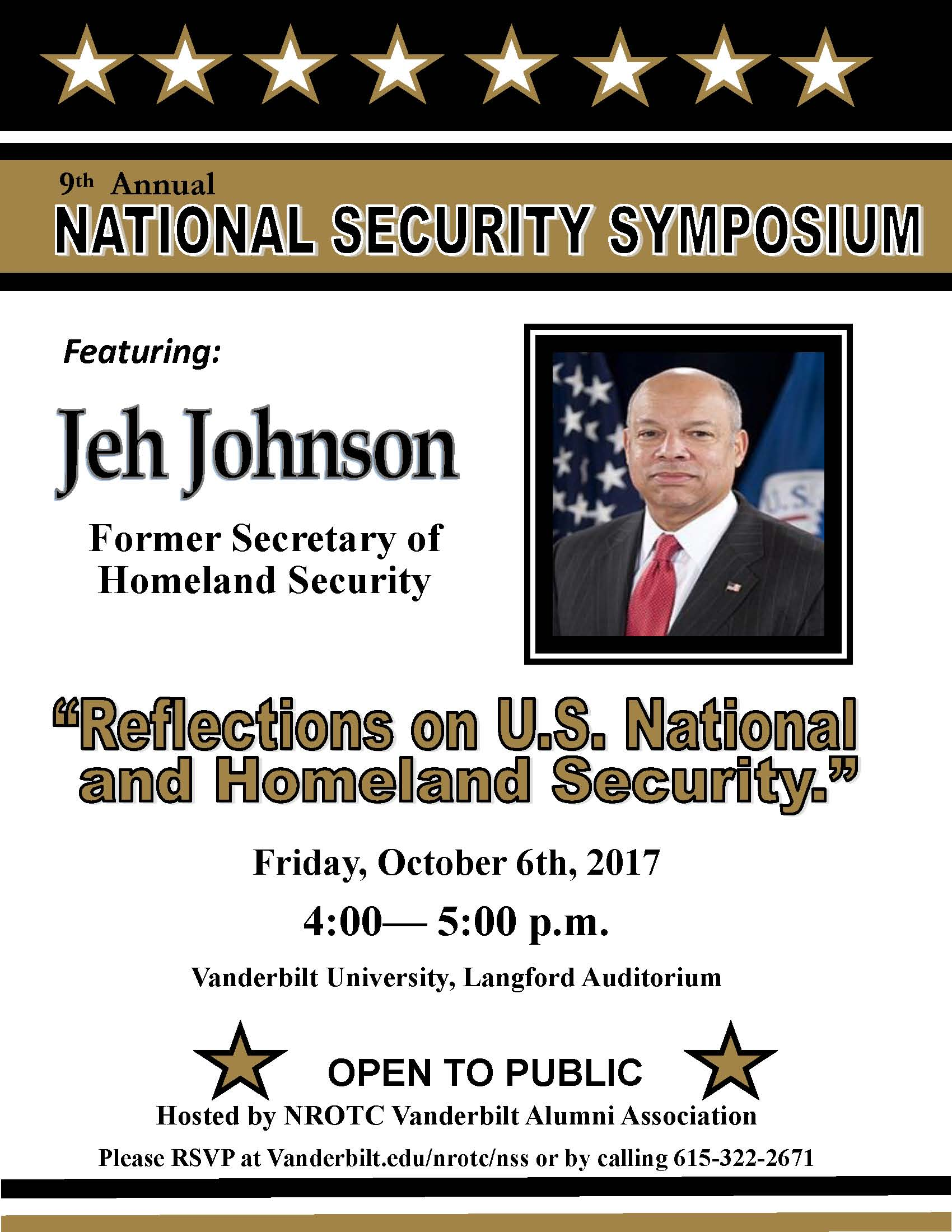 2017 National Security Symposium