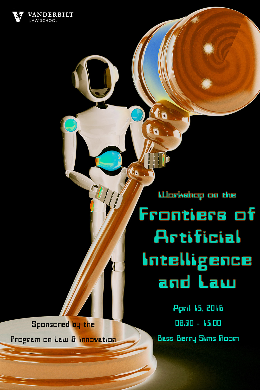 Workshop on the Frontiers of Artificial Intelligence and Law