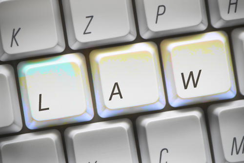 Law & Innovation keyboard
