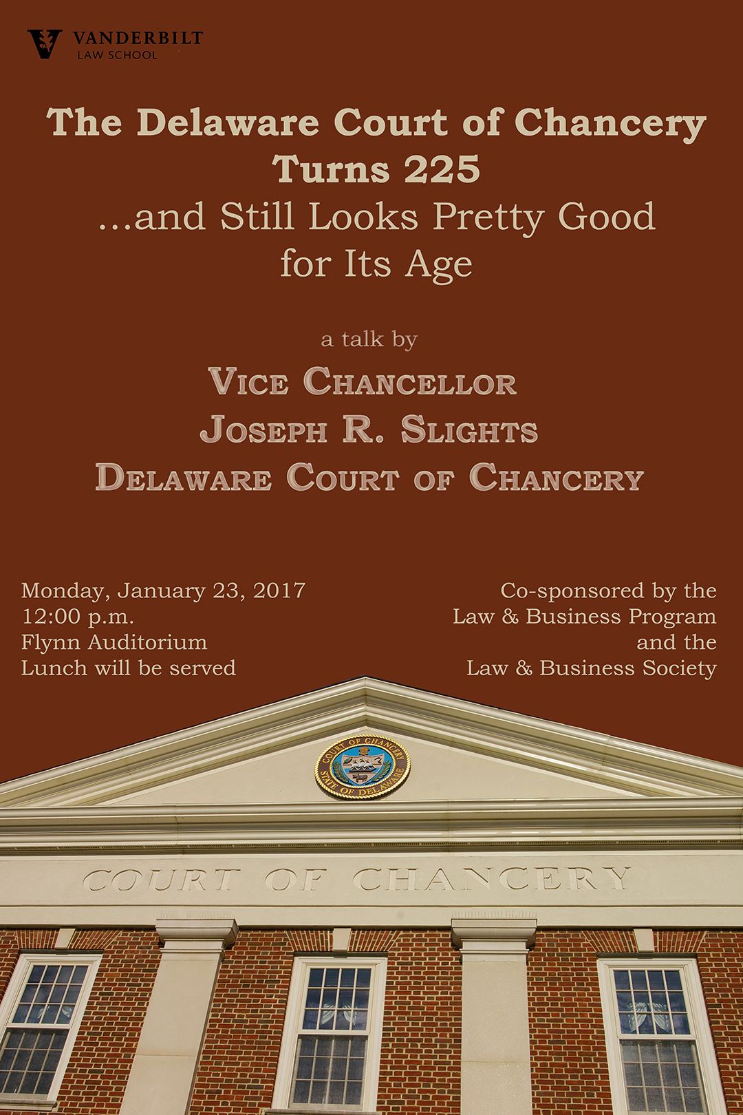 The Delaware Court of Chancery turns 225...and still looks pretty good for its age