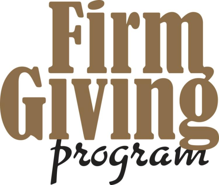 Firm Giving Program