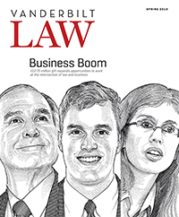 Vanderbilt's Law and Business Program