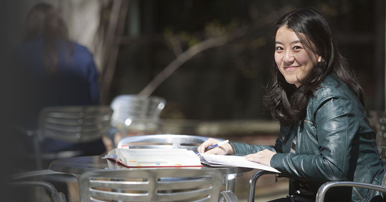 Photo of SHEE SHEE JIN '16