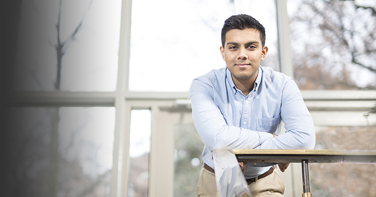 Photo of PRATIK GHOSH '17