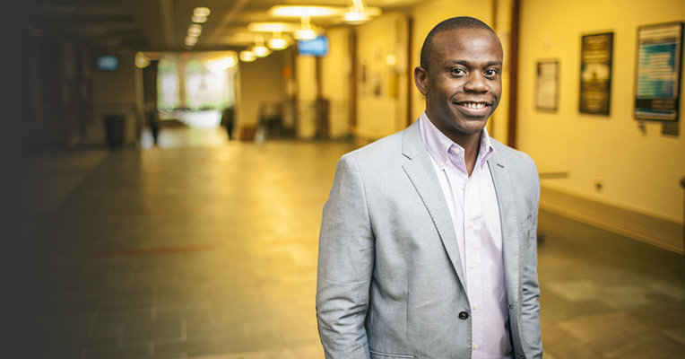 Photo of STAN ONYEADOR J.D./MBA '17