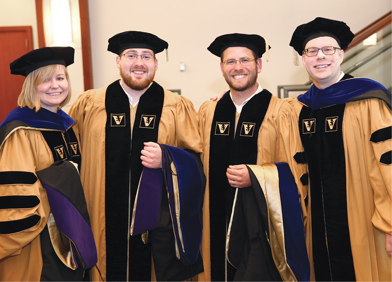 Law and Economics graduates