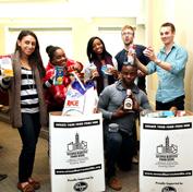1L Food Drive Participants Law School