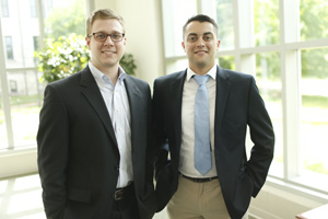 Feltham and Norris share the 2014 Nagareda Prize for their Notes in Vanderbilt Law Review