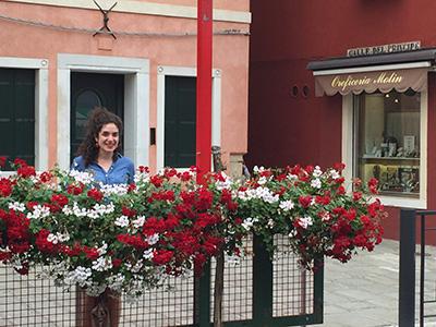 Rachel Johnson '18 - Vanderbilt in Venice