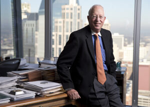 Securities law expert James H. Cheek III '67, retired partner of Bass Berry & Sims, dead at 78