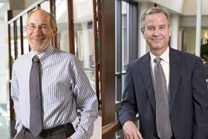 Professors Paul Edelman and Randall Thomas
