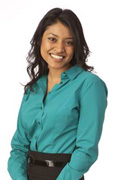 Elissa Philip, student in the Ph.D. Law and Economics Program