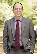 Photo of Professor Rob Mikos