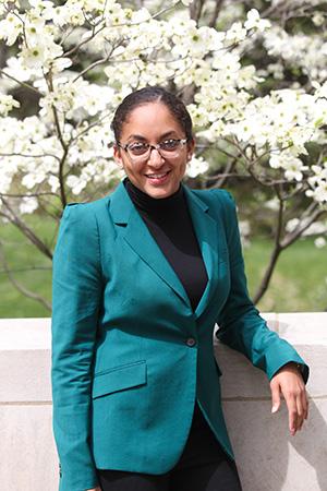 Alana Seixas '18 Garrison Scholar