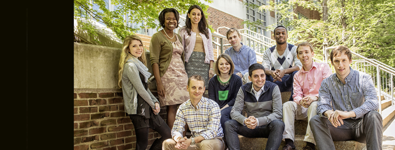 2014 Branstetter Summer Fellows
