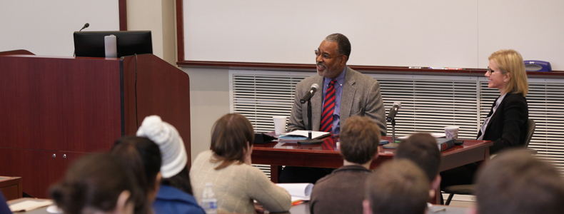 Judge Andre Davis of the U.S. Court of Appeals for the Fourth Circuit