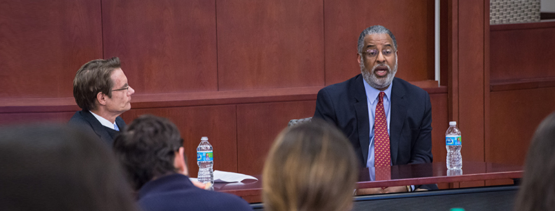 Senior Judge Andre Davis, U.S. Court of Appeals for the Fourth Circuit