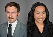 Two 2015 graduates, Clarke Agre and Nakeisha Jackson, are named Gideon's Promise Fellows