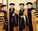 2015 Law and Economics Ph.D. graduates